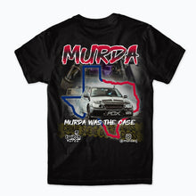 Murda Was The Case Squad Tee