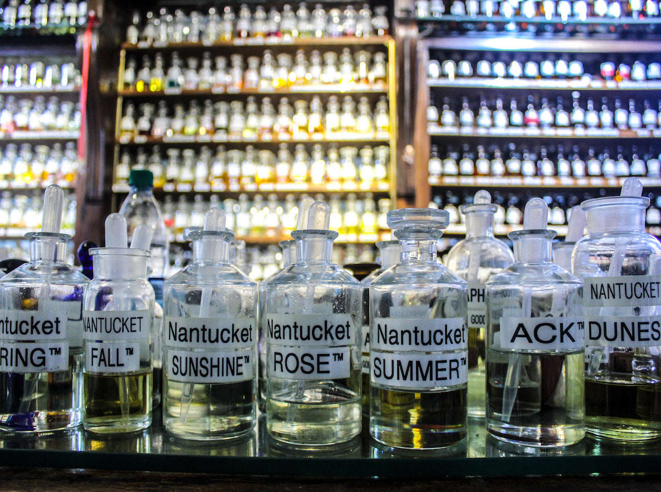Nantucket Perfumes