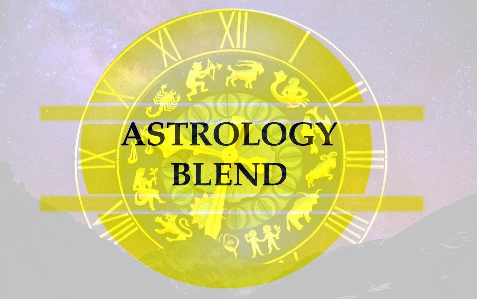 Aries Astrology Blend