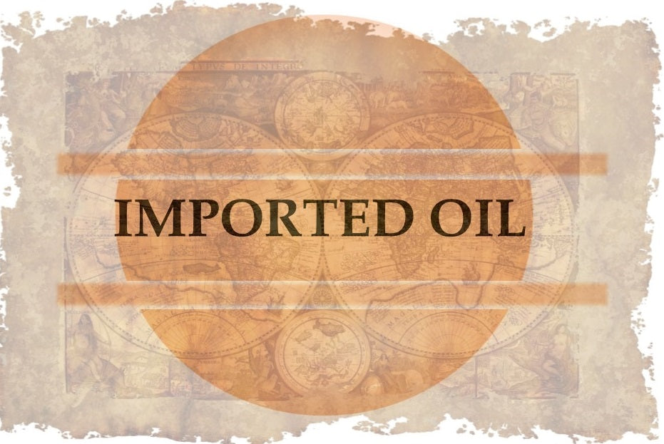 African Gold Imported Oil