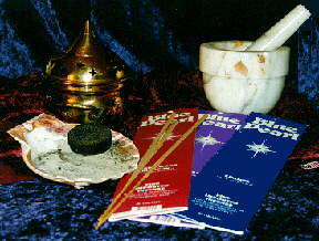 Blue Pearl Incense - Musk