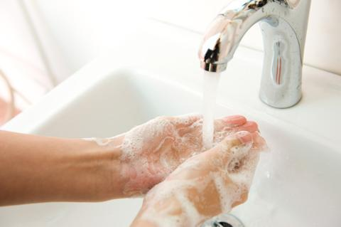 Foaming Liquid Hand Soap w Shea Butter - Scented