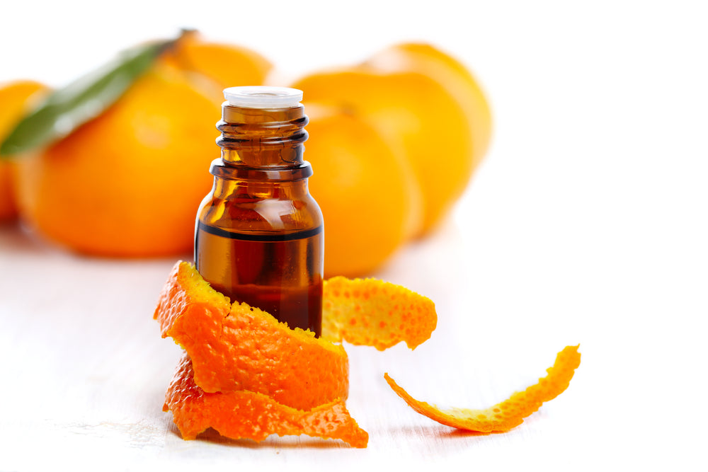 Mandarin Orange Essential Oil