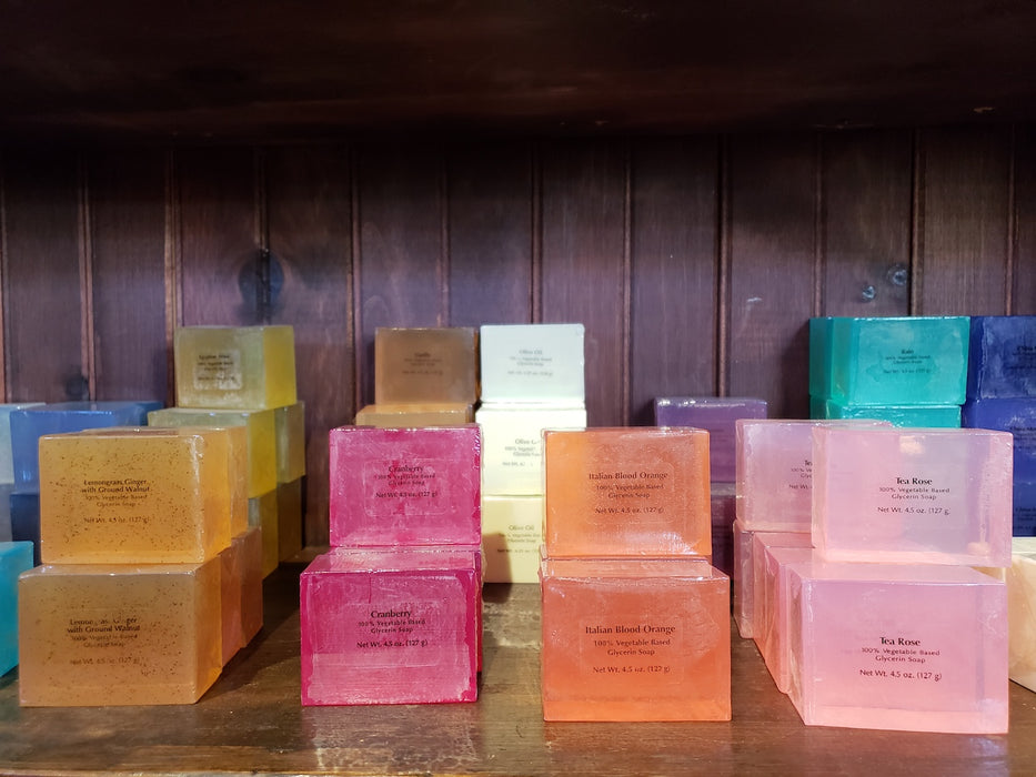 Glycerin Soaps - All Scents