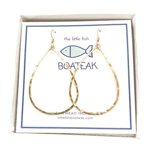 class-sea schooner earrings