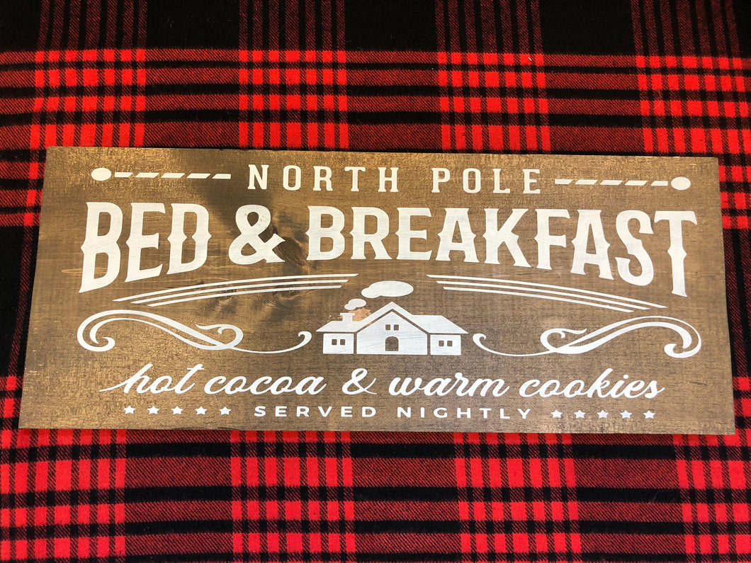 North Pole Bed & Breakfast
