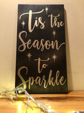 Tis the Season to Sparkle