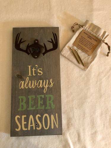 It's Always Beer Season