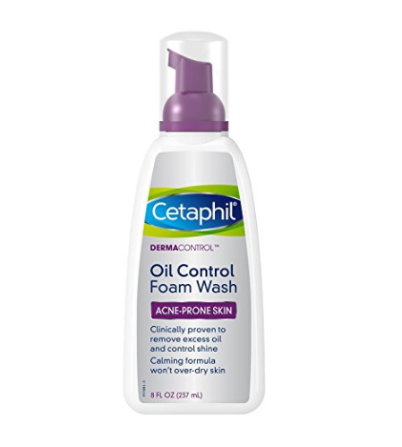 Gentle Foam Wash for Acne by Cetaphil - 8 Fluid Ounces