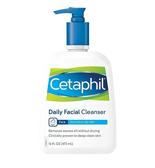 Daily Facial Cleanser by Cetaphil  - 16 oz