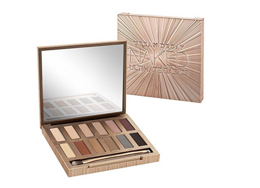 Matte Eyeshadow Palette by Urban Decay - Naked Basics
