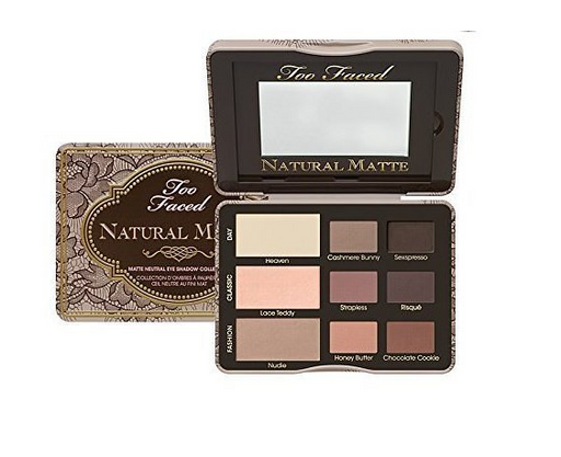 Matte Eyeshadow Palette by Too Faced - Natural