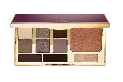 Full Face Makeup Palette by Tarte - Energy Noir Collection