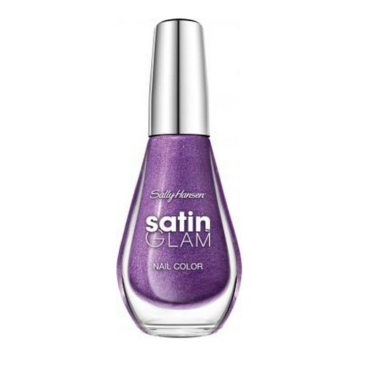 Matte Nail Polish by Sally Hansen - Purple Glam - Pack of 6