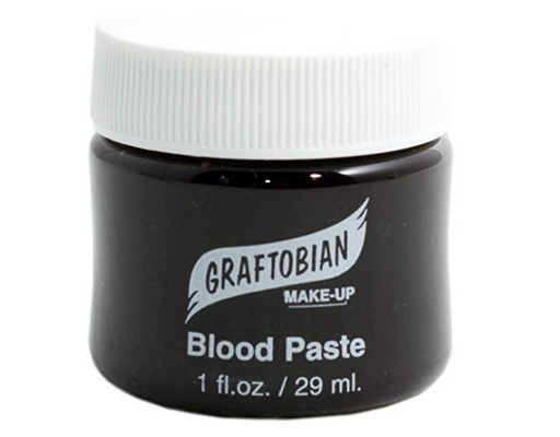 SFX Blood Paste Makeup by Graftobian - 1 Ounce