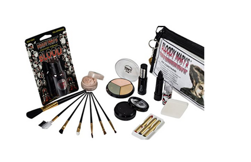 SFX Makeup Set by Mehron - Bride of Frankenstein Halloween Monster