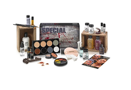 Complete SFX Makeup Kit by Mehron - 8 Color Palette