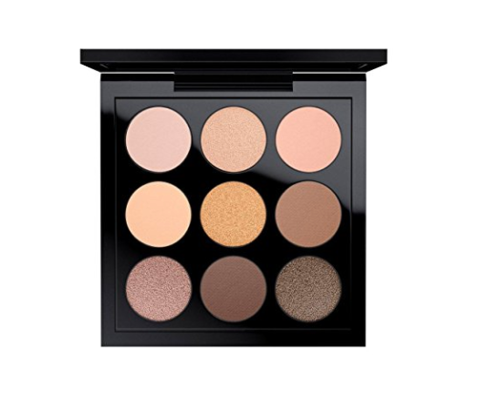 MAC Eye Palette - Amber Times Nine - 9 Colors