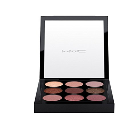 MAC Eye Palette - Burgundy Times Nine - 9 Colors
