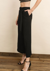 Dress Forum  Sash Tie Wide Leg Trouser