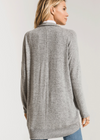 Z-Supply The Marled Sweater Knit Cocoon Cardigan