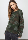 Rails The Perci Sweater Jungle Camo