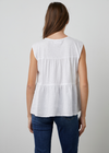 Velvet Abel Cotton Slub Top