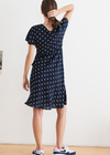 Velvet Juna Printed Challis Dress
