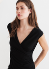 Velvet Lynnette Tencel Jersey Dress