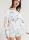Z-Supply The Multi Colour Tie Dye Pullover