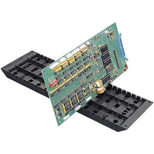 "Fancort RA-18C CIrcuit Board Rack, 18 x 5.5"", 25 Slots, Case of 10 Racks"