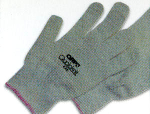 QRP KAS-L Nylon Stretch ESD Gloves - Large, Pack of 12 Pairs
