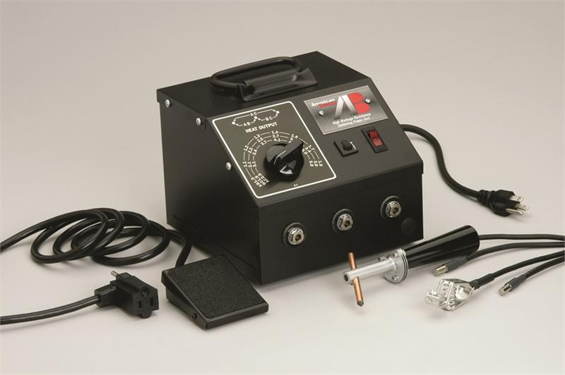 American Beauty 10509 High Capacity Single Probe Resistance Soldering System