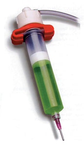 Jensen Global JG30A-X6 Air Syringe Adaptor with 6' Hose