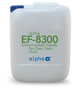 Alpha EF-8300LR No-Clean Flux - 5 Gal Pail