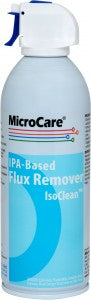 Micro Care MCC-BAC IsoClean 99+% Pure Isopropyl Alcohol, 12 oz Aerosol Can