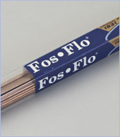 Fos-Flo #0 Brazing Rods. 1 LB Tube