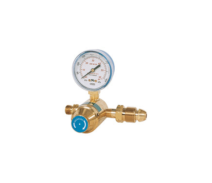 Regulator for Perkeo, L.P. Gas