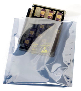 "Desco 13505 12"" x 18"" Static Shield Bag - 100 Pack"