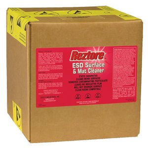 Desco 10448 Reztore Surface & Mat Cleaner - 2.5 gallon