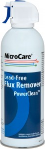 Micro Care MCC-PW210A PowerClean PW2 Flux Remover, 10.5 oz