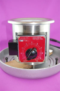 "Esico 71T Solder Pot, P710020, 3-1/8"" dia x 4"" deep, 1000W with Adjustable Thermostat"