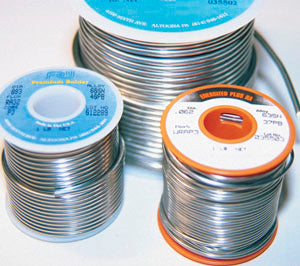 "97/3Cu Lead-Free Rosin Core .062"" Diameter Solder Wire on 4 LB Spool"