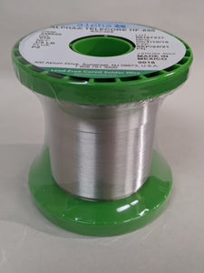 "Alpha 248620, SAC305 Lead-Free, Telecore HF-850 No-Clean .010"" Diameter Solder Wire, 1/4 LB Spool"