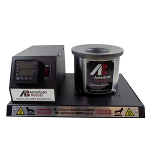 American Beauty D-300 Digital Mil-Spec Solder Pot