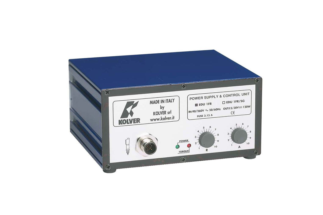 Kolver EDU1FR Control Unit for FAB & RAF Torque Drivers