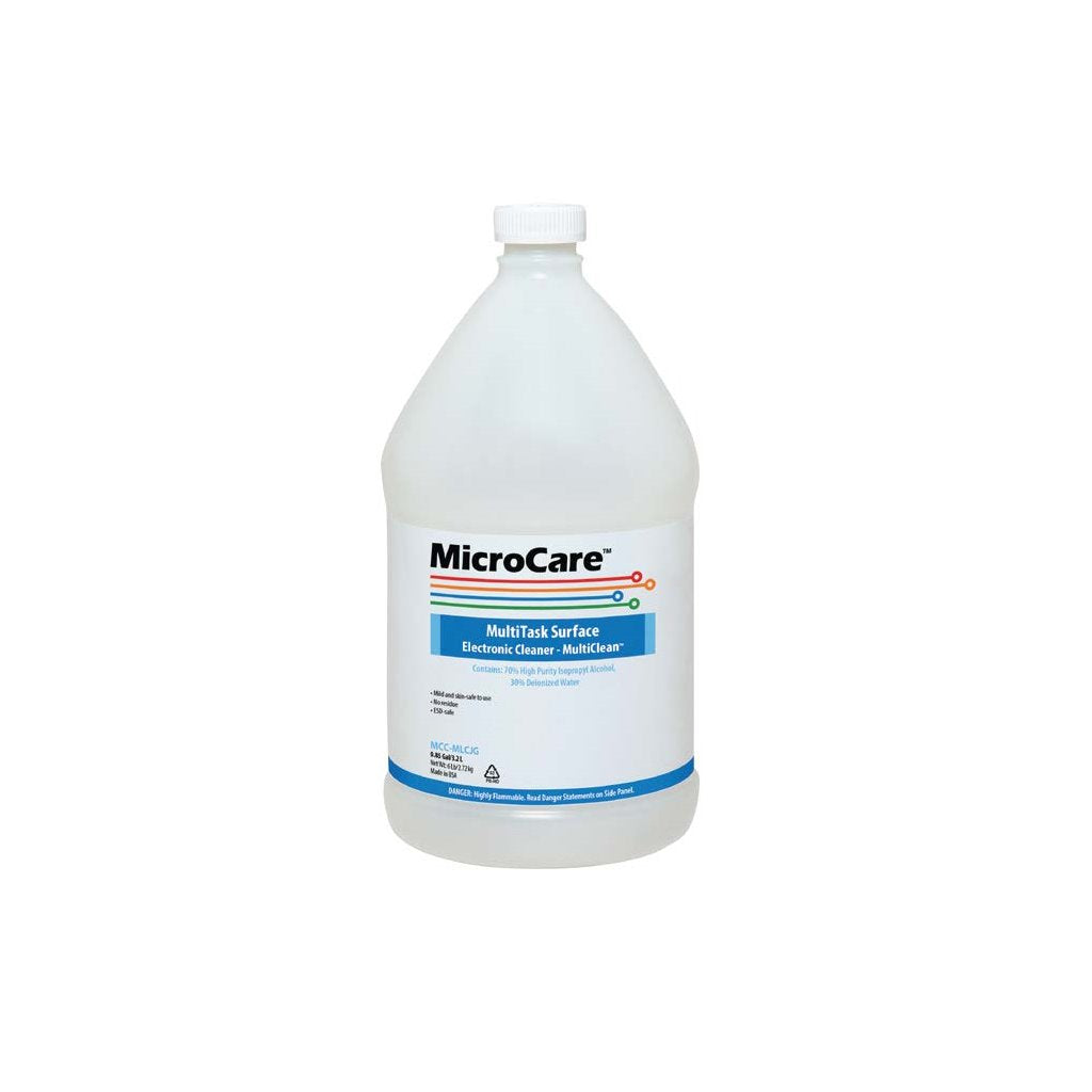 Micro Care MCC-MLCJG 70% Isopropyl Alcohol, 1 Gallon Pail,