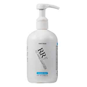 R&R Lotion ICBL-16 Hand Sanitizing Moisturizing Cream, 16 oz Bottle