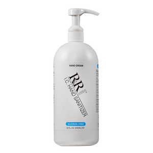 R&R Lotion ICBL-32 Hand Sanitizing Moisturizing Cream, 32 oz Bottle