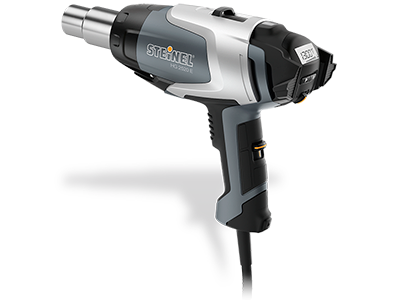 Steinel HG 2520 E Professional Heat Gun 110025599, Digital LCD Display, 1750W